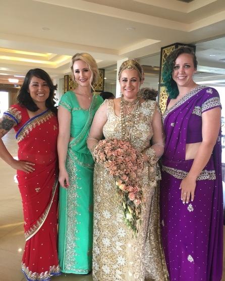 At the The Grand Kandyan Hotel. Kandy, Sri Lanka